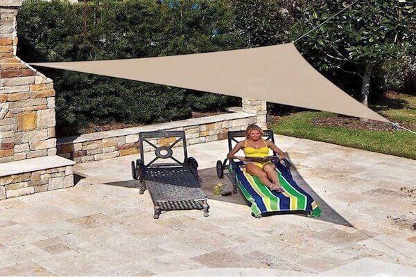 Sonnensegel,Sonnenschutz,Sonnenschutzsegel,UV-Schutz,Sonnensegel quadrat,Sonnensegel dreieck,Sonnensegel rechteckig
